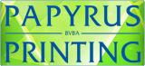 Papyrus Printing Logo